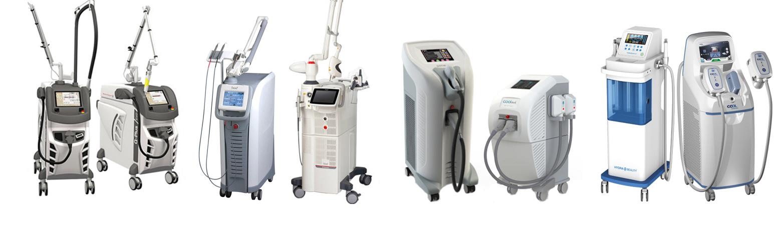 Косметологические лазеры