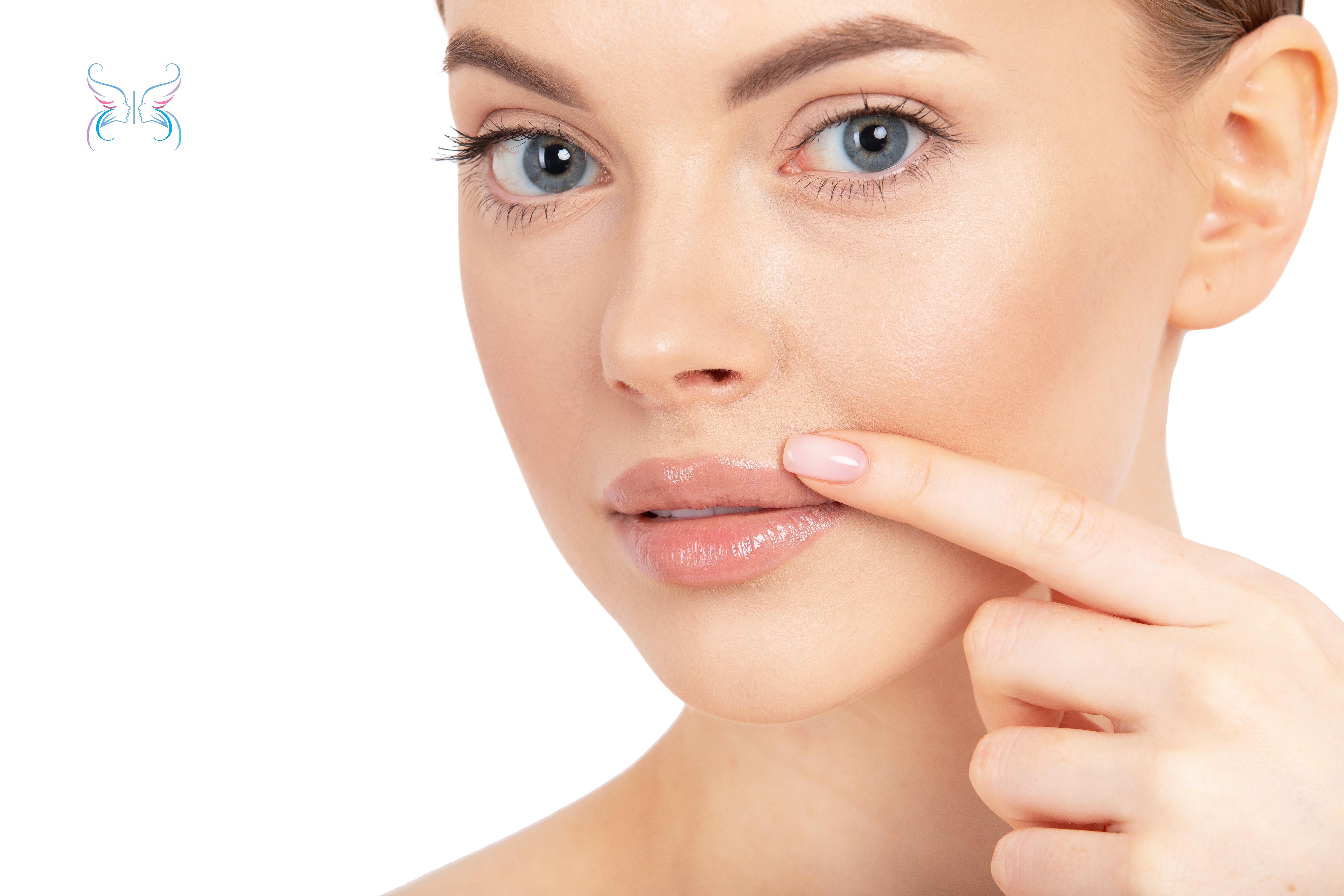 Ботокс (Botox) инъекции губ