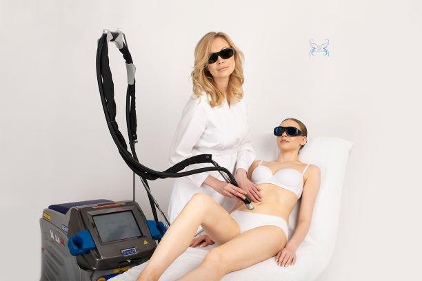 Лазерное удаление волос: как это работает
