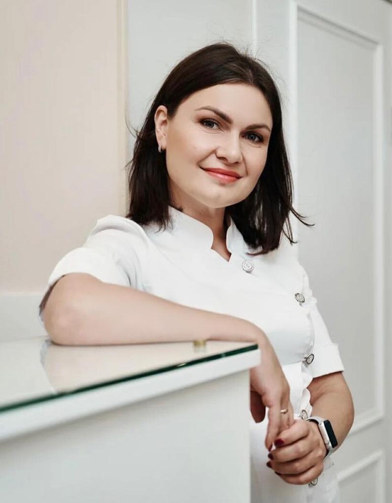 Врач-косметолог, дерматовенеролог Тлеужева Алла Борисовна